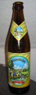 Wiesenbacher Landbier Bernstein - Dunkel/Tmav�