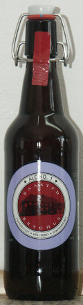 Raasted Ale No. 1