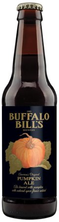 Buffalo Bills America�s Original Pumpkin Ale - Spice/Herb/Vegetable
