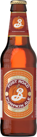 Post Road Pumpkin Ale - Spice/Herb/Vegetable