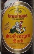 Brauhaus Pforzheim St. Georgen Bock