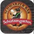 Sch�tzengarten Schwarzer B�r Dunkelbier