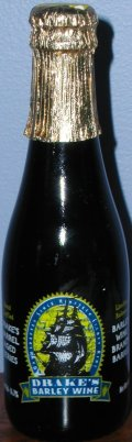 Drakes Barley Wine Brandy Barrel - Barley Wine