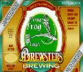 Brewsters Flying Frog Lager