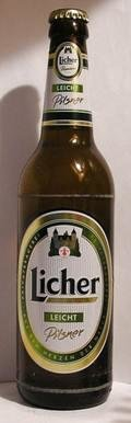 Licher Leicht Pilsner - Low Alcohol