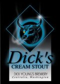 Dicks Cream Stout - Sweet Stout