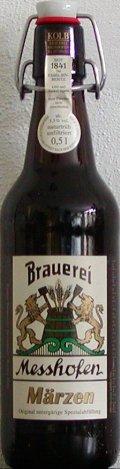 Kolb Brauerei Messhofen M�rzen - Oktoberfest/M�rzen
