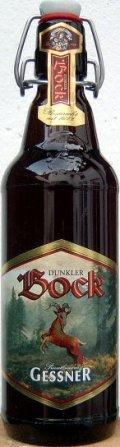 Gessner Dunkler Bock