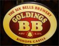 Six Bells Goldings BB (Best Bitter)