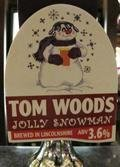 Tom Wood�s Jolly Snowman