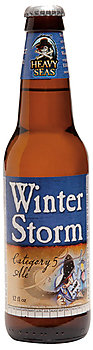 Heavy Seas Winter Storm (2005-) (Imperial ESB) - English Strong Ale