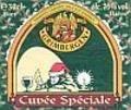 Grimbergen Cuv�e Sp�ciale - Belgian Strong Ale