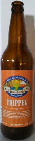Green Flash Trippel - Abbey Tripel