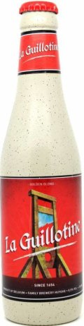 La Guillotine - Belgian Strong Ale