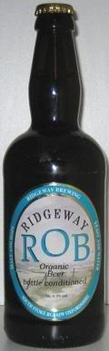 Ridgeway Organic Bitter (ROB)