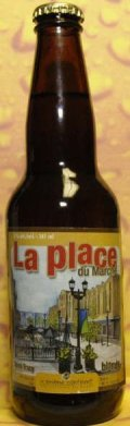 Schoune La Place du March� Blonde - Belgian Ale