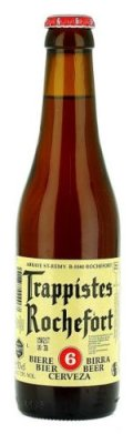 Rochefort Trappistes 6 - Belgian Strong Ale