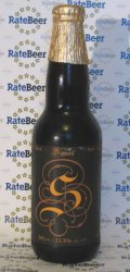Bi�ropholie S - American Strong Ale