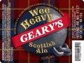 Gearys Wee Heavy