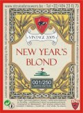 Struise New Years Blond