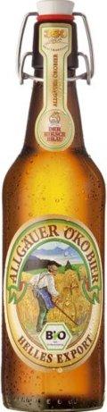 H�ss Allgauer �ko Bier Helles Export