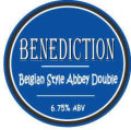 Russian River Benediction - Abbey Dubbel