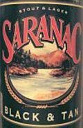 Saranac Black and Tan