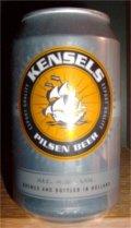 Kensels Pilsen Beer - Pale Lager
