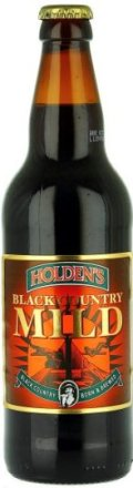 Holdens Black Country Mild