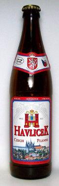 Havlicek Czech Pilsner