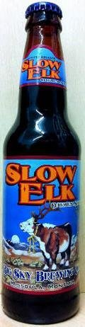 Big Sky Slow Elk Oatmeal Stout