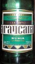 Araucana Rubio Tipo Pilsen - Pilsener
