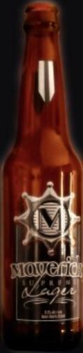 Maverick Supreme Lager