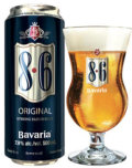 Bavaria 8.6 - Imperial Pils/Strong Pale Lager