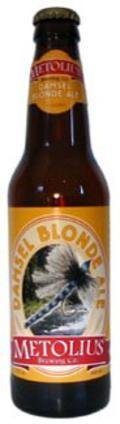 Metolius Damsel Fly Blonde Ale - Golden Ale/Blond Ale
