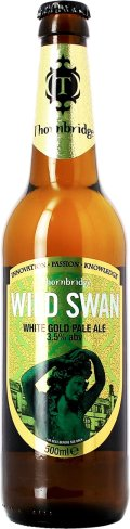 Thornbridge Wild Swan - Golden Ale/Blond Ale