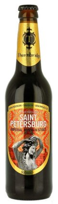 Thornbridge Saint Petersburg  - Imperial Stout