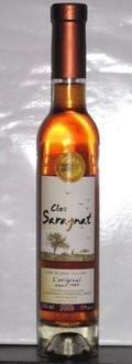 Clos Saragnat Ice Cider