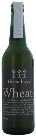 Three Boys Wheat