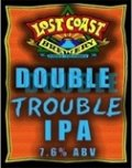 Lost Coast Double Trouble IPA