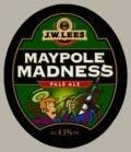 J.W. Lees Maypole Madness - Golden Ale/Blond Ale