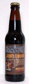 Atwater Shamans Porter