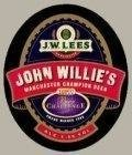 J.W. Lees John Willies (Cask) - Bitter