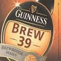 Guinness Brew 39 - Dry Stout