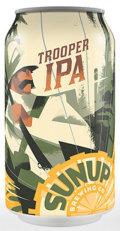Sun Up Trooper India Pale Ale