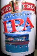 Otter Creek 15th Anniversary IPA