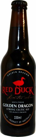 Red Duck Limited Release Golden Dragon