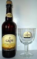 2 Caps La 2 Caps Blonde - Belgian Ale