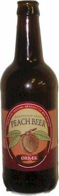 �rb�k Peach Beer - Fruit Beer