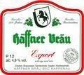 H�ffner Br�u Export